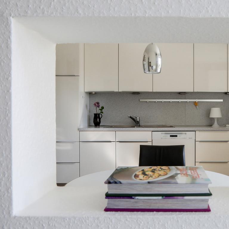 Ferienwohnung_Bretten_Küche